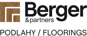 Podlahy Berger logo