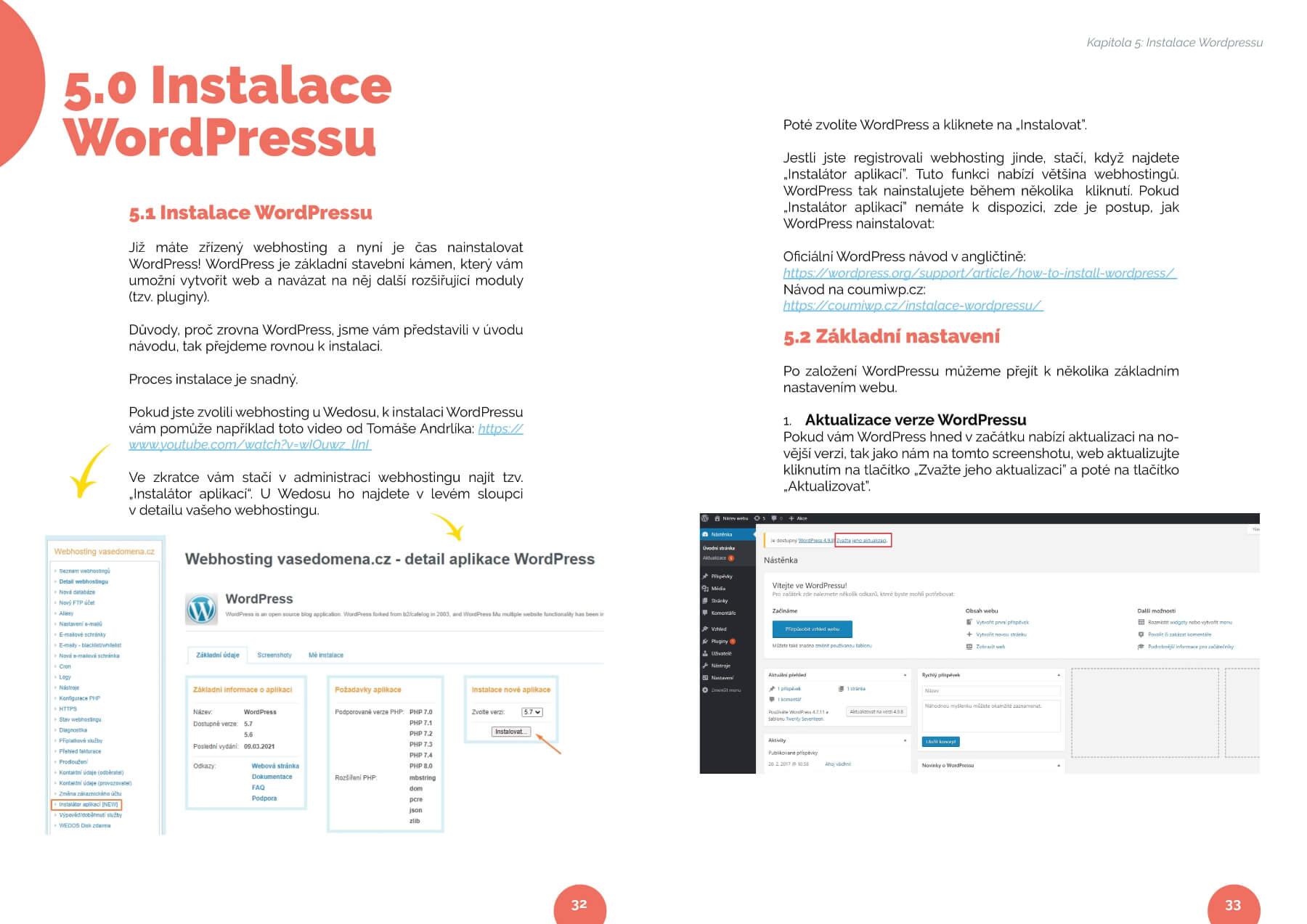 cSellOnline Jak založit eshop návod ebook ukázka instalace 17