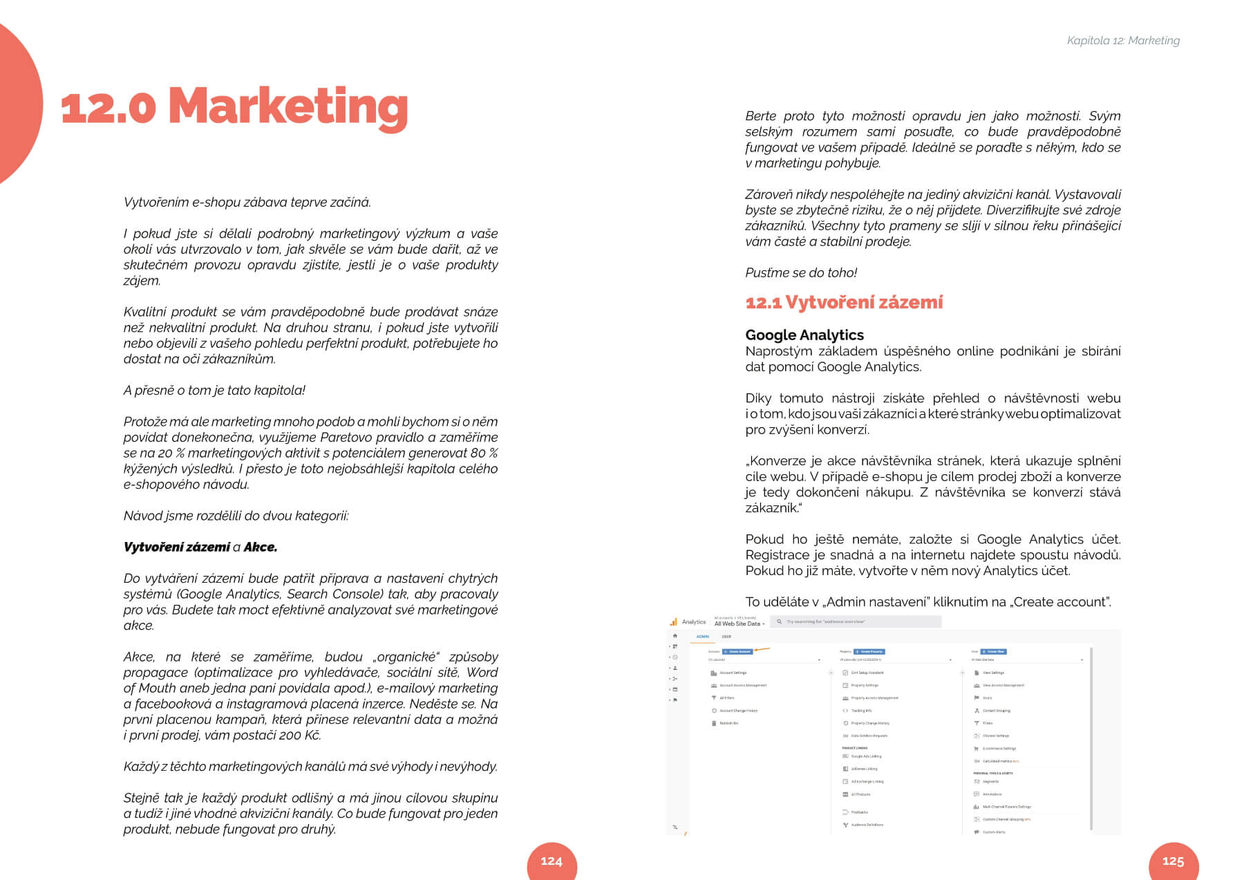 SellOnline Jak založit eshop návod ebook ukázka Marketing 63